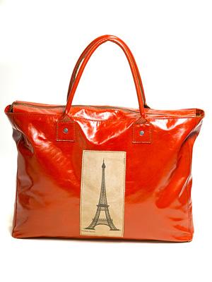 Лакированная сумка Studio Milosh.