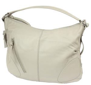 Белая сумка Dissona.